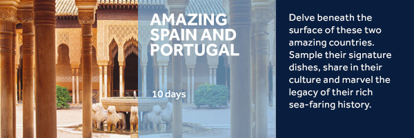 Amazing Spain and Portugal