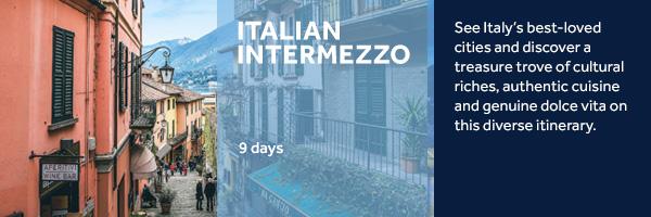 Italian Intermezzo
